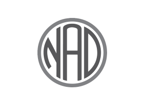 National Association of the Deaf (NAD) Logo