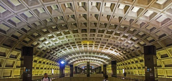 Metro Center Station, Washington, DC
