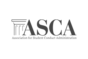 Association for Student Conduct Administration (ASCA) Logo